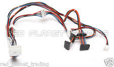 dell sas hard drive power supply wiring harness kh new genuine oem dell hard drive sas psu power supply unit wiring harness kh945