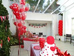 Small Picture Birthday Party Decorations Ideas At Home Edeprem Cheap Party