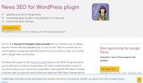news seo plugin for wordpress by yoast