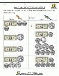 Money Worksheets Printable Free Worksheets Library | Download and ...