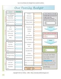 Budget Worksheet Free Printable Pdf Budgeting Worksheets
