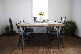 diy reclaimed wood dining table. read about the whole process at merrythought: diy reclaimed wood table diy dining d