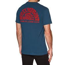 Deus Ex Machina Clothing Size Chart Deus Ex Machina Biarritz Address T Shirt Available From