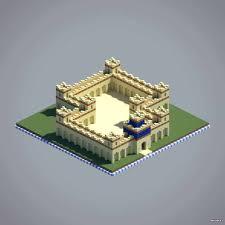 minecraft wall designs. Babel-walls-sandstone-oak-acacia-lapis-lazuli-minecraft Minecraft Wall Designs