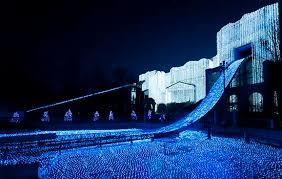 Polar Pathway   Christmas Town   Busch Gardens Williamsburg