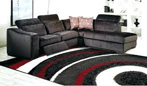 black and brown area rugs black gray and brown rug area rugs the brick furniture enchanting