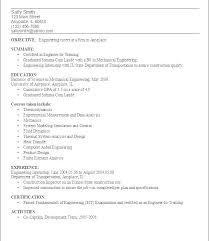 Sample Resumes For Internships Sample Resume For Internship Intern ...