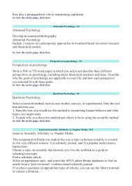 psychology homework help  6 they