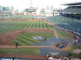 Wrigley Field Covered Seating Chart Wrigley Field Section 313 Chicago Cubs Rateyourseats Com