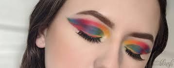 Easy everyday eyeshadow | james charles palette eye makeup tutorial. Rainbow Double Cut Crease James Charles X Morphe Eyeshadow Palette Beautybrainsblush