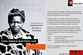 Steve Biko Quotes Black Is Beautiful Best Of Steve Biko Foundation BOOK LAUNCH BEAUTY OF THE HEART THE LIFE