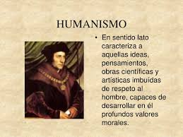 Resultado de imagen para humanismo