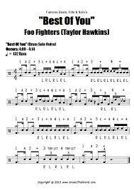 Chart Topping Drum Fills Pdf Gregs Grogs Ggrogs On Pinterest