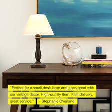 Noah Led Table Lamp Reading Shelf Light Modern Classic Warm Glow