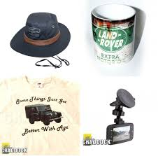 land rover accessories fathers day gifts