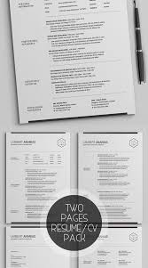 Cool Resume Templates For Mac Delectable Resumes Free Word Download Creative Microsoft Graphic Designer