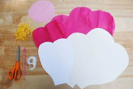 Large Paper Flower Pattern Gwynn Wasson Designs Tips Hints Giant Tissue Paper Flower Tutorial