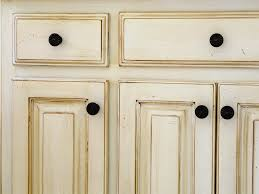 Antique White Kitchen White Faux Finishes For Kitchen Cabinets Finishes For Built In