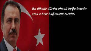 Muhsin Yazıcıoğlu Sözleri, Muhsin Yazıcıoğlu Yazıları.