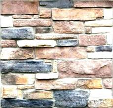 faux brick wall panels home depot rock furniture fabulous stone uk