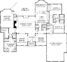 2500 sq ft ranch house plans best of house plans for 1400 square feet from 69