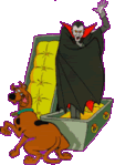 Image result for DRACULA scooby