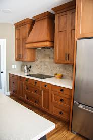 White Oak Country Kitchen Woodecor Quality Custom Cabinetry