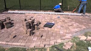 Garden Interesting Pavers Lowes For Cozy Garden Walkway Design
