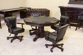 Game Table And Chairs Set Game Recreation Room Furniture Sales Richmond Virginia Pool