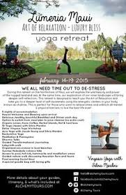 sd for our lumeria maui yoga retreat lumeriamaui seaside village yoga retreat