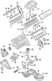 parts com® volkswagen engine cylinder head valves rocker shaft 2004 volkswagen touareg tdi v10 4 9 liter diesel cylinder head valves