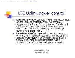 lte power control  12