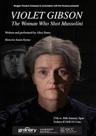 Noggin Theatre Company » Violet Gibson The Woman who shot Mussolini
