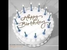 3d Model Birthday Cake Review Youtube