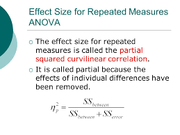 effect size anova psy 307 statistics for the behavioral sciences ppt video online
