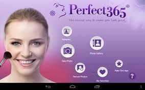 description perfect365 best face makeup incredible app