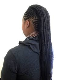 Braided Mohawk Hairstyles 23 Awesome 24 Feed In Cornrow And Cornrow Braid Styles We Are Loving [Gallery