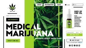 Build cbd online store, marijuana website by Amatadesign | Fiverr