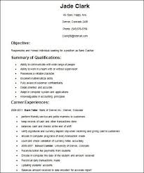 How To Write A Resume For The First Time Fascinating How To Write Resumes New First Time Resume Unique How To Write A