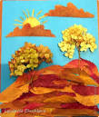 Картины на праздник осени