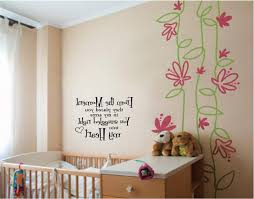 bedroom wall design. Wall Paint Design For Kids Painting Cute Bedroom \u2013