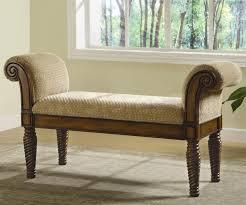 bedroom magnificent upholstered bench for bedroom brown polished teak wood frame bench with light brown bedroom furniture benches