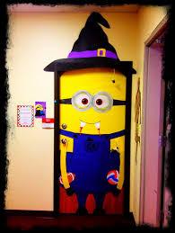 Minion Door Decoration for Halloween