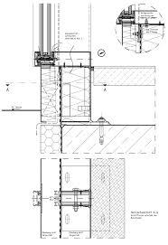 Abdichtung Von Pr Fassaden Am Gebäudesockel Abdichtung Von Pfosten