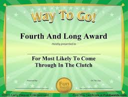 Most Likely To Award Template Funny Award Template Musacreative Co