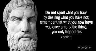 Epicurus Quotes 58 Awesome TOP 24 QUOTES BY EPICURUS Of 24 AZ Quotes