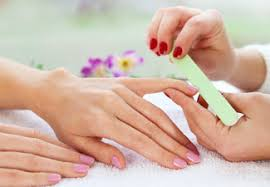 nail treatment packages options for an express manicure spa pedicures