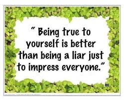 Quotes About Being Real To Yourself Best Of Being True To Yourself DesiComments