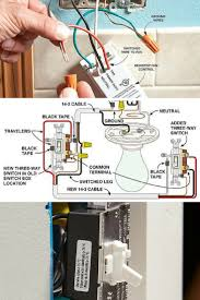 372 best electrical images on pinterest electrical outlets Fan Wiring To Electrical Power Outlet wiring switches learn how to replace and wire switches and dimmers with tips to work electrical wiringelectrical outletshome Residential Electrical Wiring Diagrams