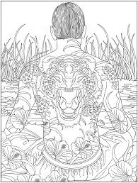 Small Picture Crazy Coloring Pages For Adults chuckbuttcom